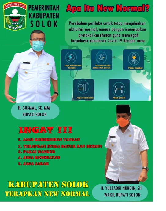 KAB SOLOK NEW NORMAL